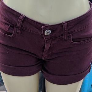 American Eagle Outfitters super stretch shorts sz6